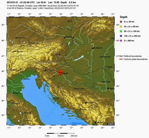 Earthquake_Zagreb_Croatia_epicenter_map
