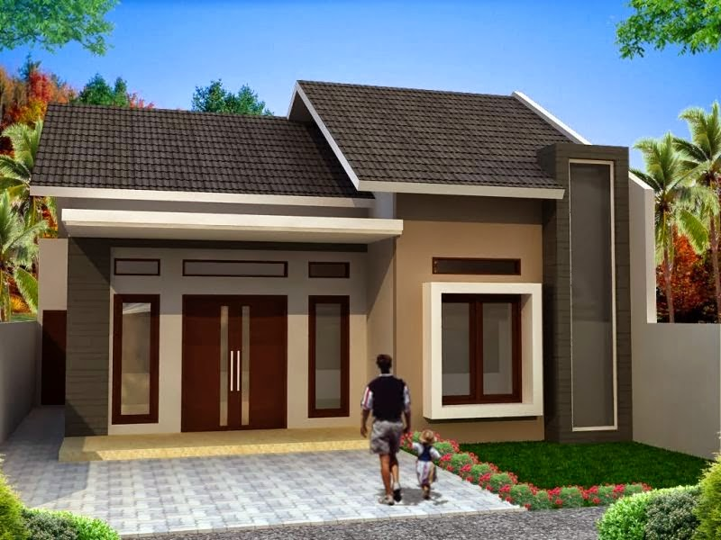 desain rumah minimalis 3