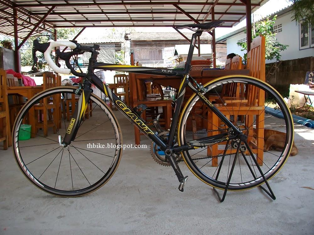 จักรยานเสือหมอบ มือสอง ด้านซ้าย