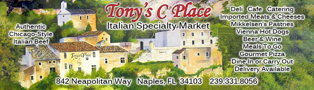 Tony's C Place