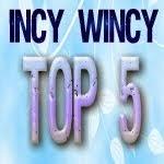 2 x Incy Wincy Top 5