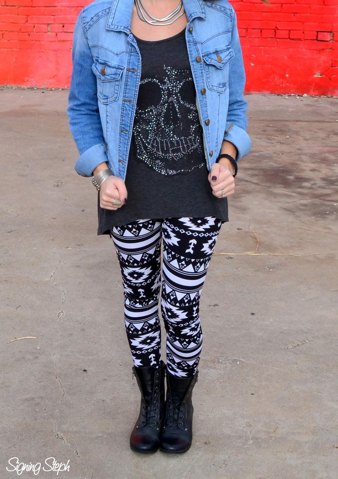 leggings and combat boots wwwpixsharkcom images