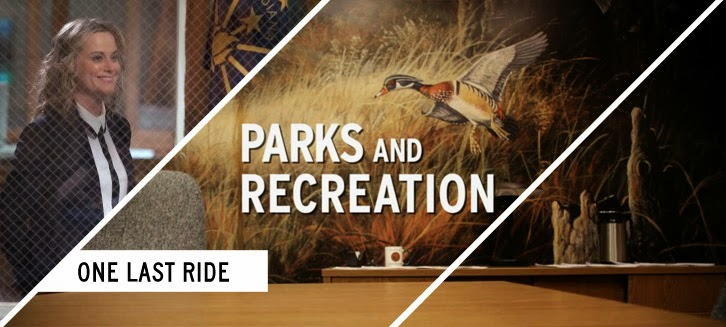 Parks and Recreation - One Last Ride (Series Finale) - Review