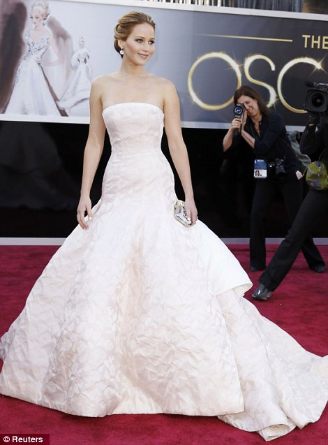 Mega Photo Collection From The Oscars 2013