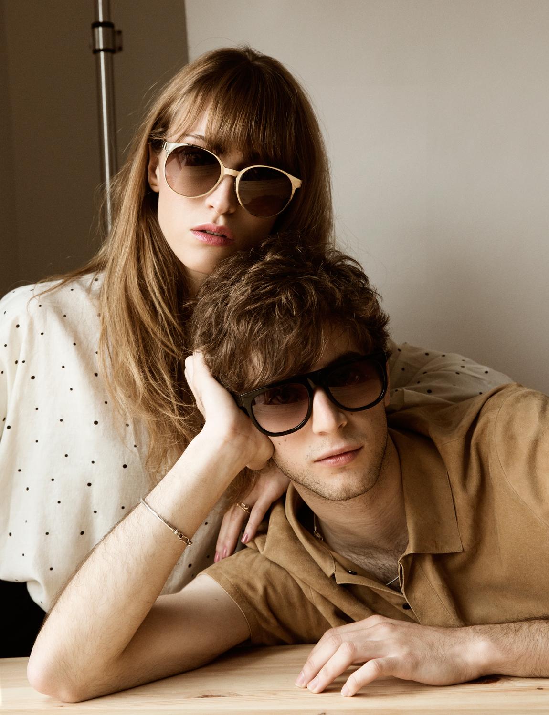 Oxydo Sunglasses by Pablo Curto