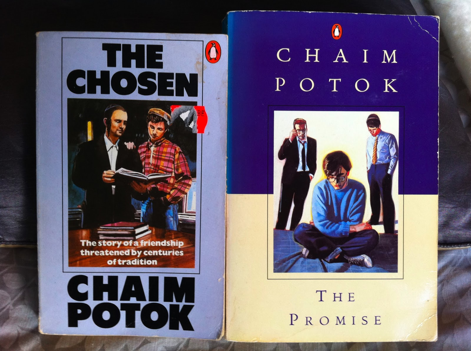 an analysis of the chosen a fiction novel written in 1967 by chaim potok