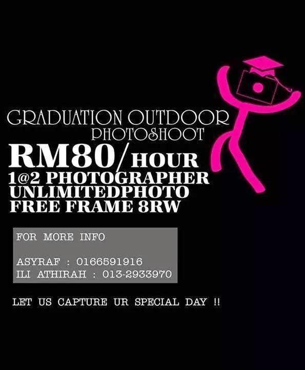 pakej photoshoot murah