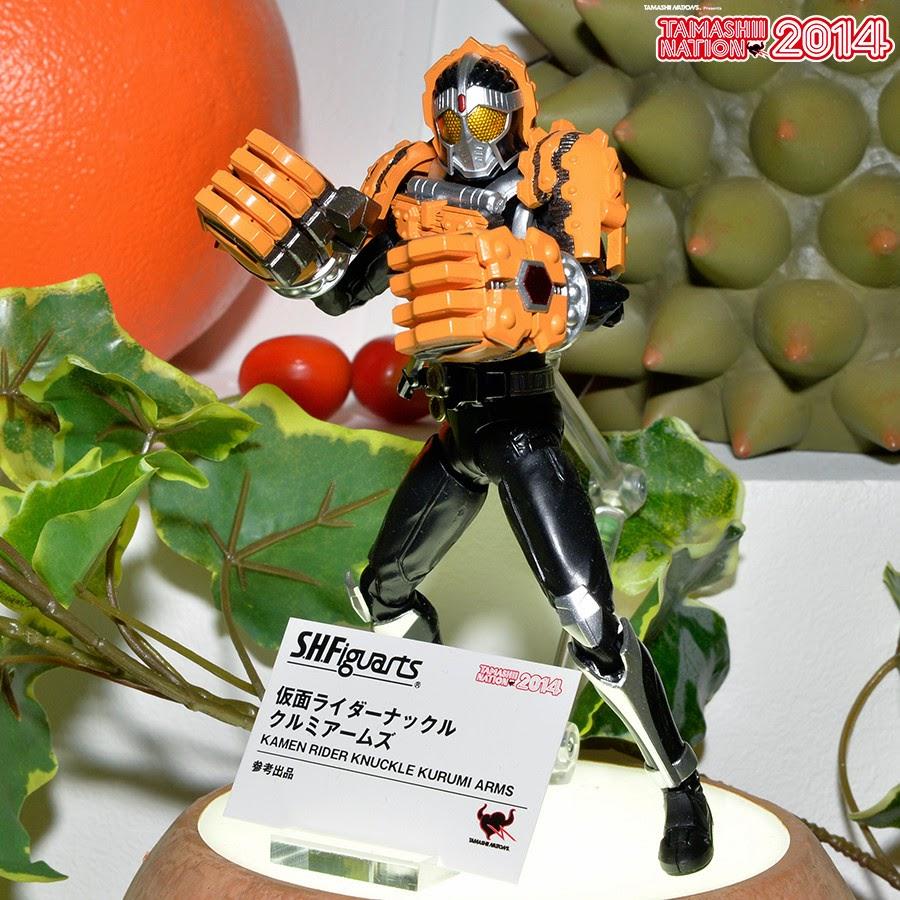 SH Figuarts Kamen Rider Knuckle