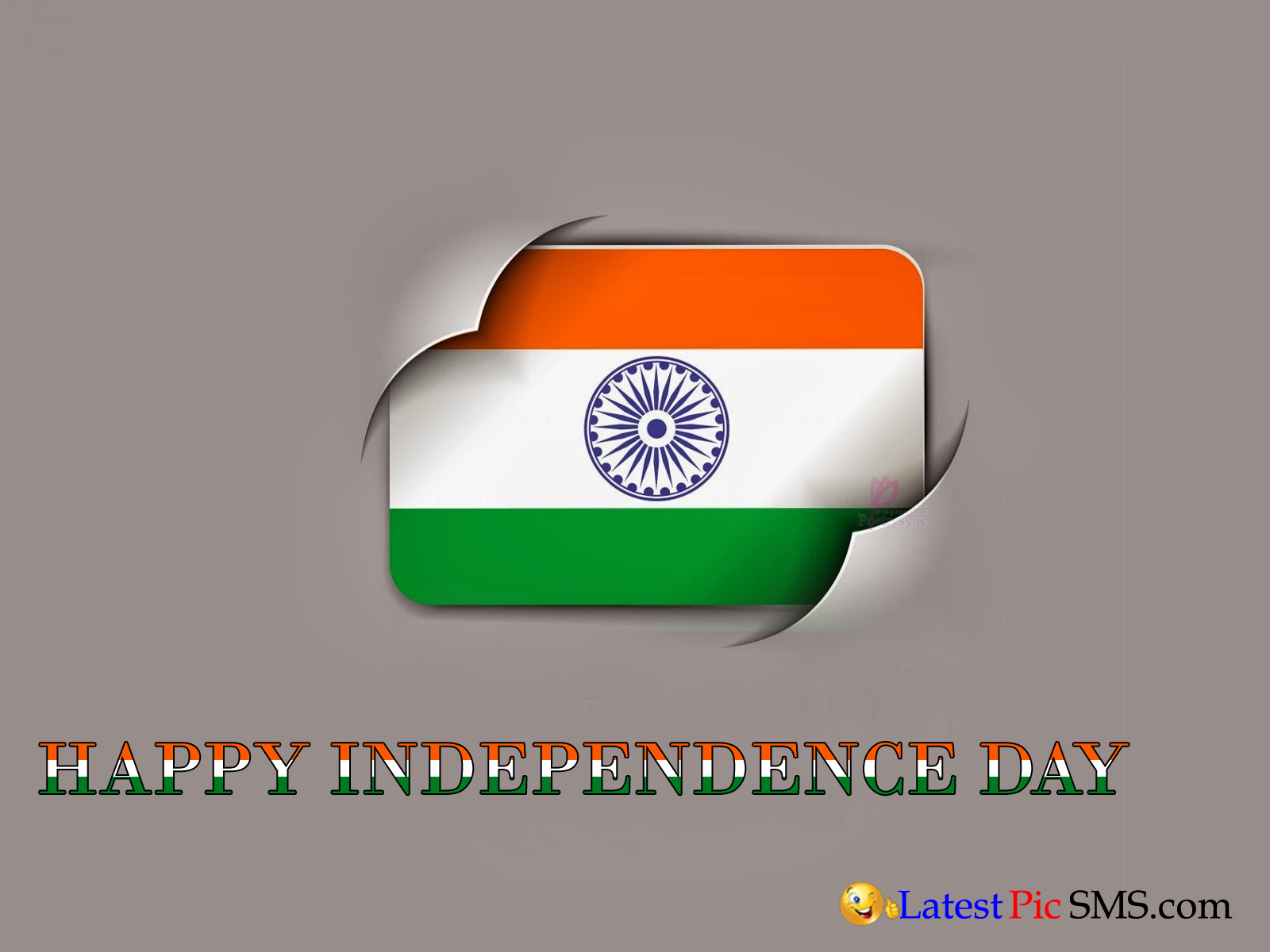 Happy Independence Day Latest Style Image