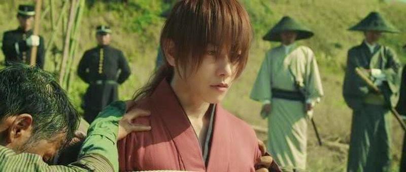 Rurouni Kenshin: La leyenda termina (2014) DVDRip Latino
