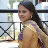 Usha Photos in Salwar Kameez at Gundello Guchi Guchi Champake Movie Press Meet 20
