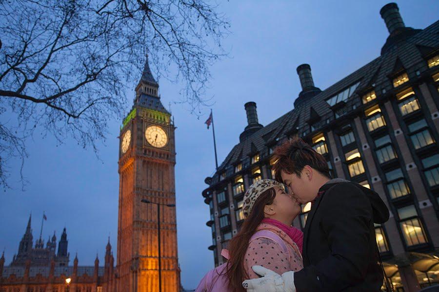 卡卡 ♥ 伦敦大笨钟