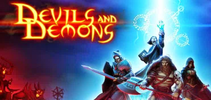 Devil & Demons v1.0.10 Apk Mod Data