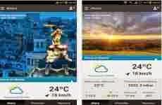 Tumeteo: pronóstico del tiempo extendido para Madrid y Barcelona en iOS y Android