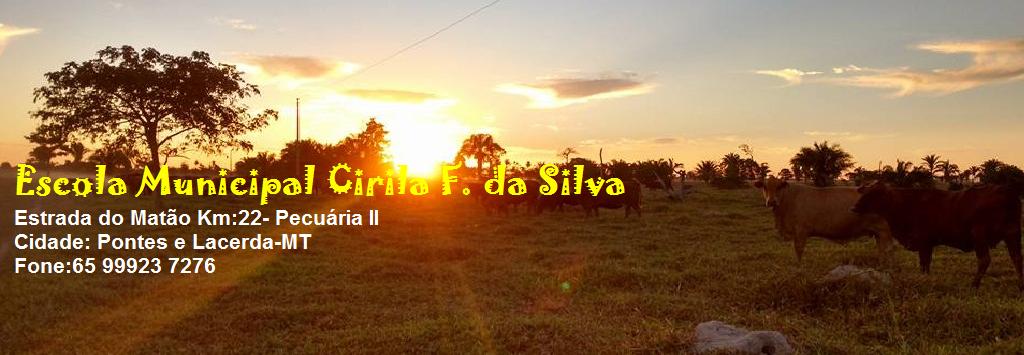 ESCOLA  MUNICIPAL  CIRILA