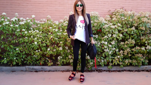 Carmen Hummer, Blog de Moda, Style, Tshirt, shoes, blazer, look, style, fashion, cool