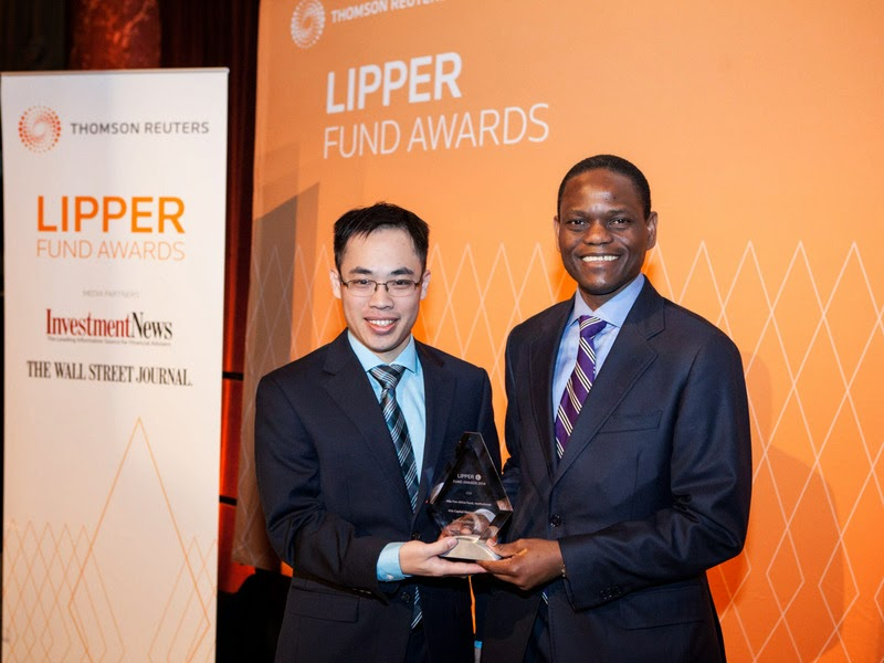 Nile Pan Africa Fund Receives 2014 Lipper Award