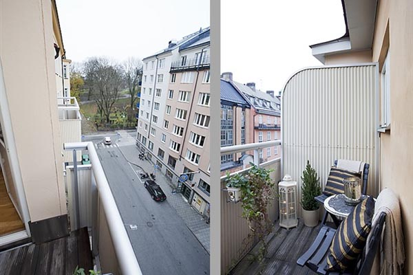 Dise o de interiores arquitectura peque o apartamento for Soluciones apartamentos pequenos