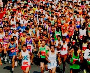 Ondara y Shewarge ganan Medio Maratón de Cobán 2012