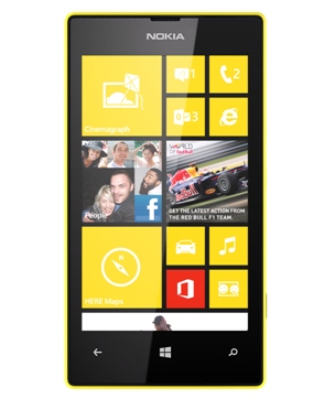 Nokia Lumia 520 Negro