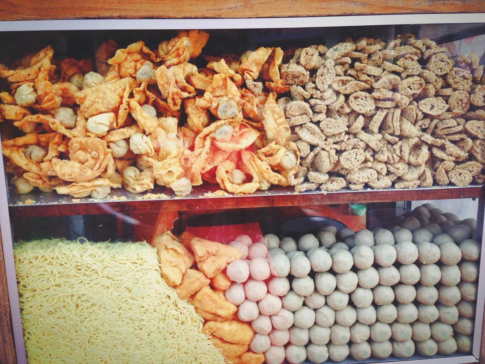 Mee Bakso Stall Jalan Cenderawashi