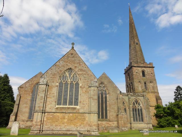 St. Michael & All Angels Church Ledbury