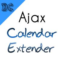 CalendarExtendar