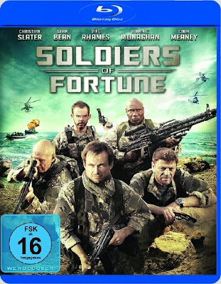 Filme Poster Soldiers of Fortune BRRip XviD & RMVB Legendado