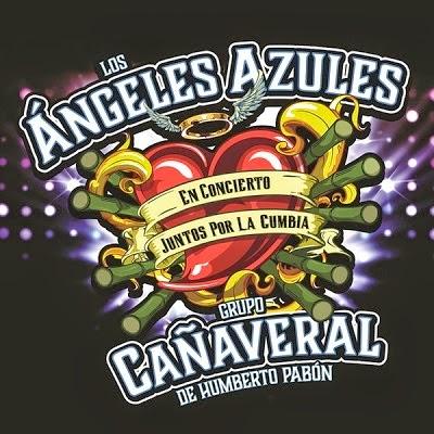 LOS ANGELES AZULES & GRUPO CAÑAVERAL - JUNTOS POR LA CUMBIA (LIVE