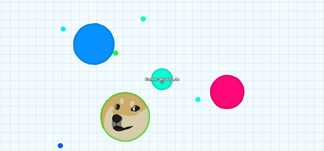 Agar.io Bubble