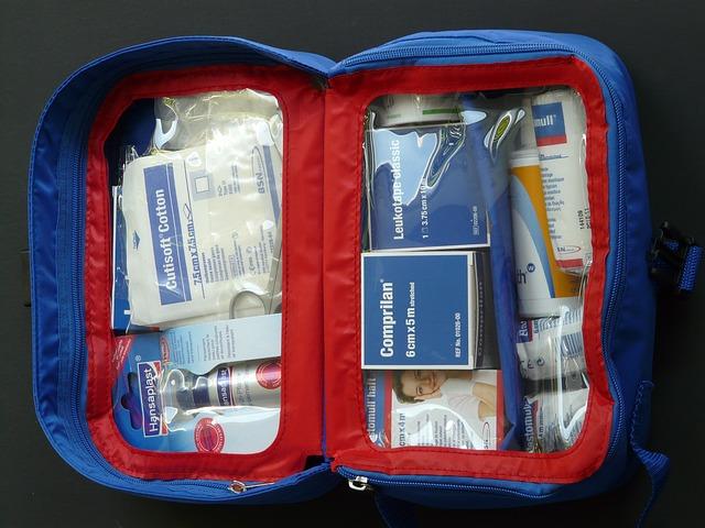 Siapkan P3K dan Obat-obatan Khusus