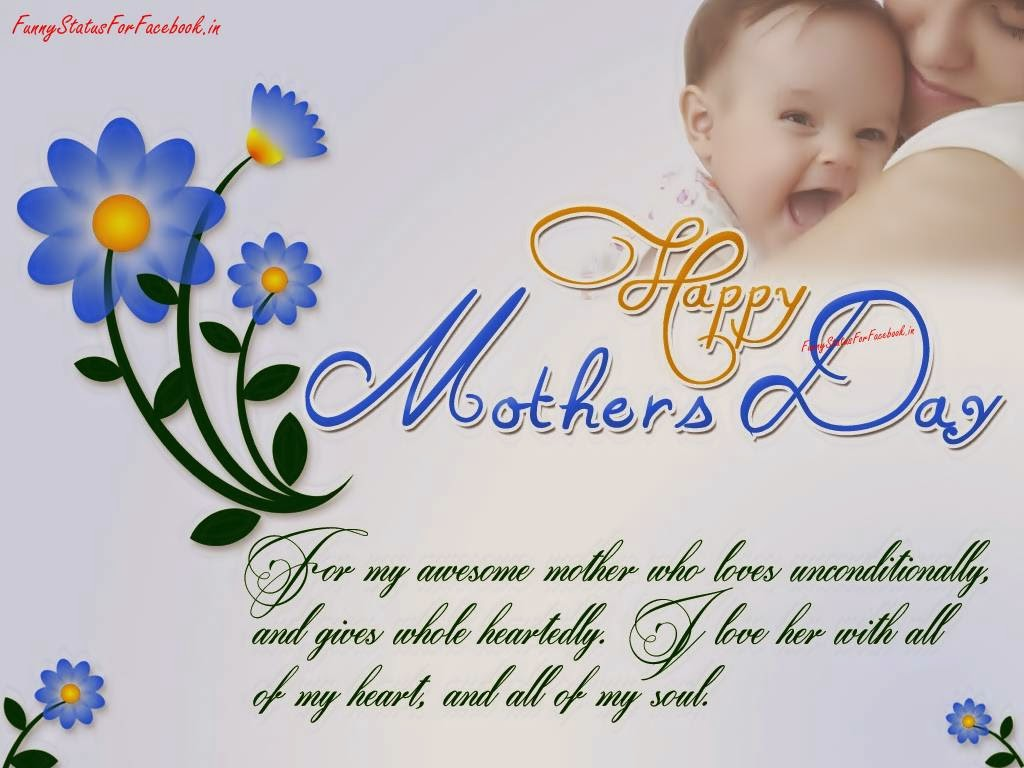 Happy Mothers Day Wishes Cards Images Quotes Pictures with Messages  Best Sh...