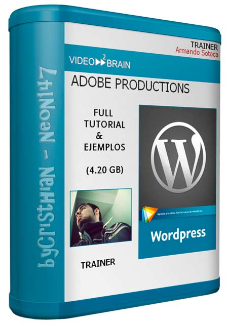 VIDEO2BRAIN: Wordpress: De la A a la Z (2011) (FULL Tutorial y Ejemplos)
