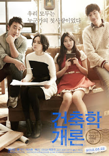 Architecture 101 Eng Sub (2012 – Tae-woong Eom, Ga-in Han and Je-hoon Lee)