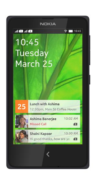 سعر هاتف نوكيا اكس Nokia XL فى السعودية