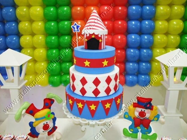 decoracao festa infantil circo provençal porto alegre