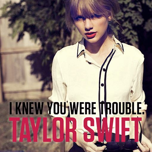 Chord Kita: Chord Taylor Swift - We Are Never Ever Getting