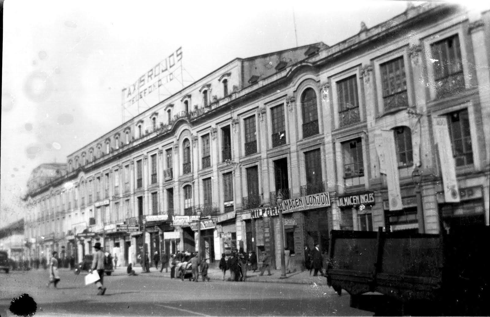 Centro de Caracas años ¨30s