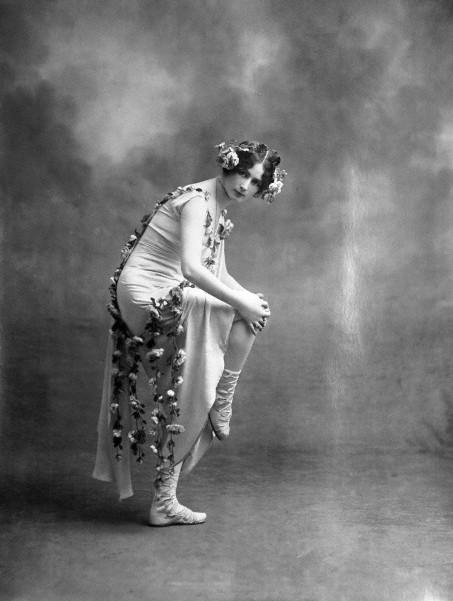 cleo merode vintage dancer