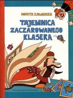 Danuta Zawadzka. Tajemnica zaczarowanego klasera.