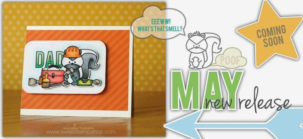 Sweet Stamp Shop May Release