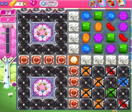 Candy Crush Saga 950