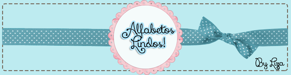 ALFABETOS LINDOS
