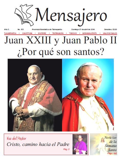EL MENSAJERO 153