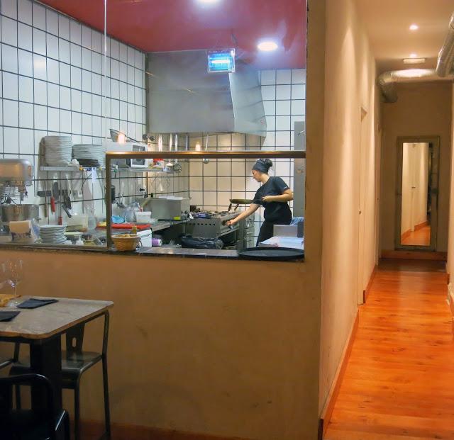 Cocina abierta, El Laboratorio