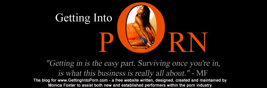 Getting Into and Surviving within the Porn Industry