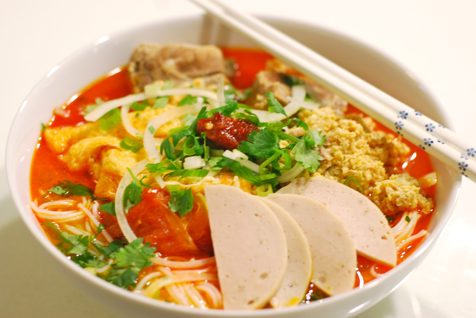 how to make bun rieu cua