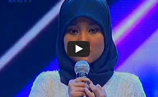 Video Fatin - Pumped Up Kicks Bootcamp X Factor Indonesia | Terlalu