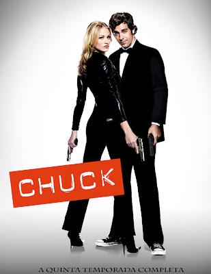 Chuck - 5ª Temporada Completa - HDTV Legendado