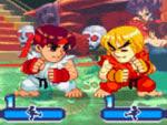 لعبة المقاتلين الصغار فلافيلو